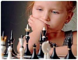 Интеллектуальное развитие детей с шахматами