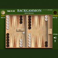 Игра онлайн Arcadium backgammon