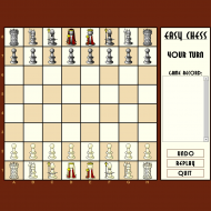 Шахматы онлайн Easy Chess