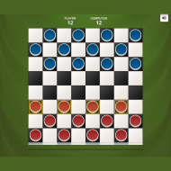 Игра онлайн Master of checkers