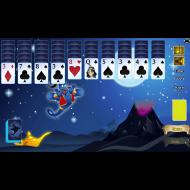 Игра онлайн Пасьянс джина