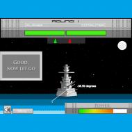 Игра онлайн Морской бой один на один