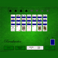Игра онлайн Волнорез