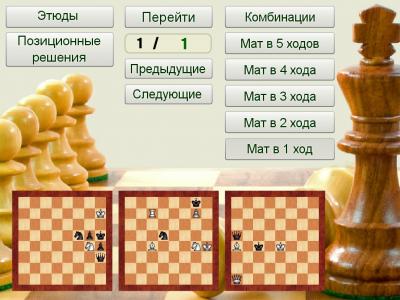 Задачник для шахматистов