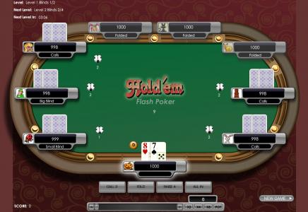 Флаш Покер Клуб