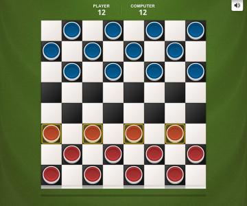 Игра онлайн Master of checkers