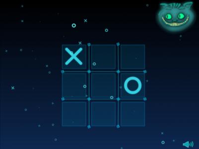 Игра онлайн Тик-так крестики-нолики
