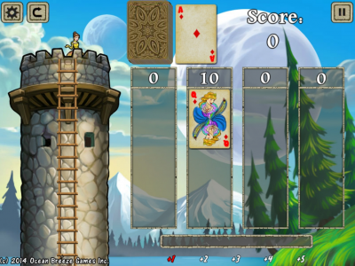Игра онлайн Башня 21