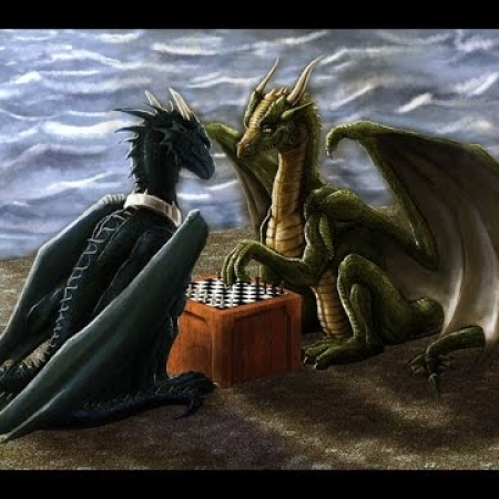 Ловушки в дебюте. Сицилианская защита - вариант дракона.
