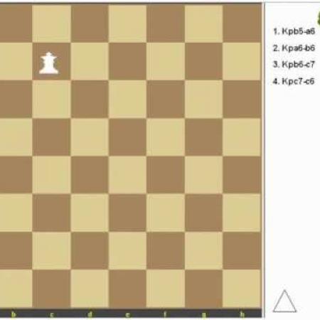 Правило квадрата в шахматах