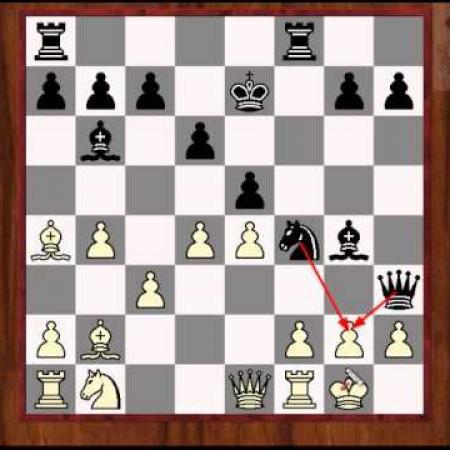 Блокирование полей в шахматах