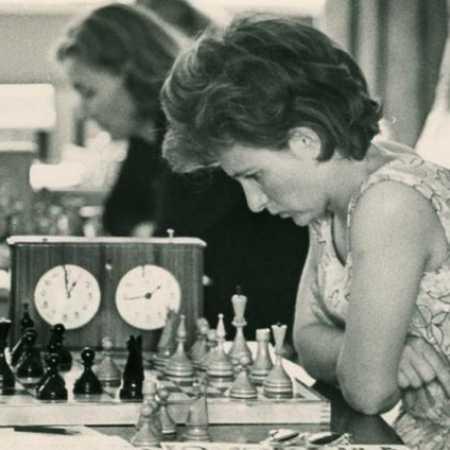 Валентина Яковлевна Козловская, начало 60-х