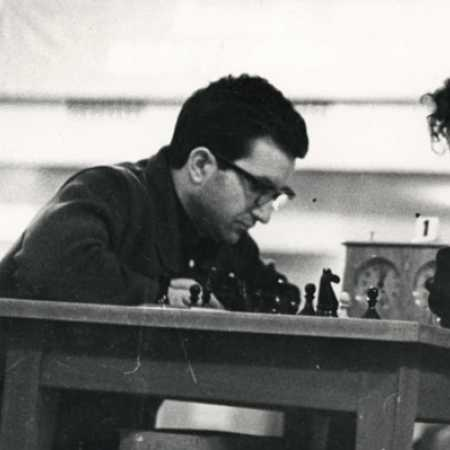 Евгений Рубан с Генрихом Чепукайтисом