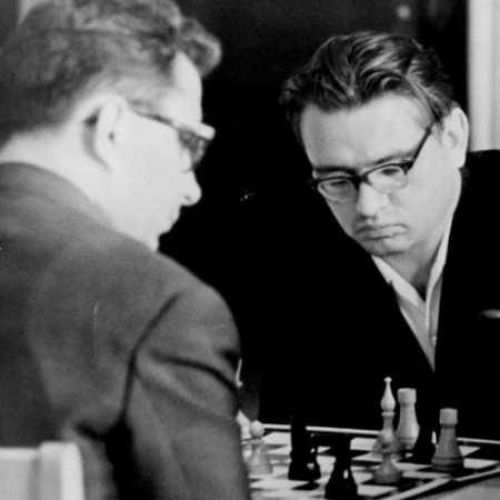 А.Лутиков против Е.Васюкова, 60-е годы