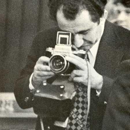 Фотограф - девятый чемпион мира