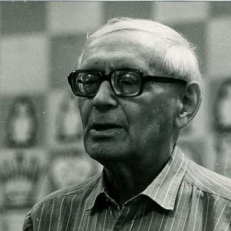 Михаил Ботвинник - последний визит в родной город, клуб, 3 августа 1994 года