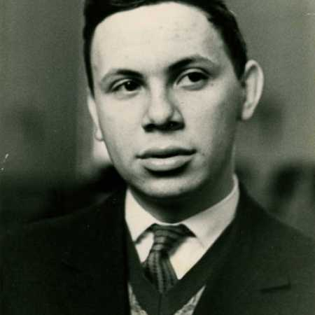 Вадим Файбисович, уже чемпион Ленинграда, еще не трехкратный, 1965 год