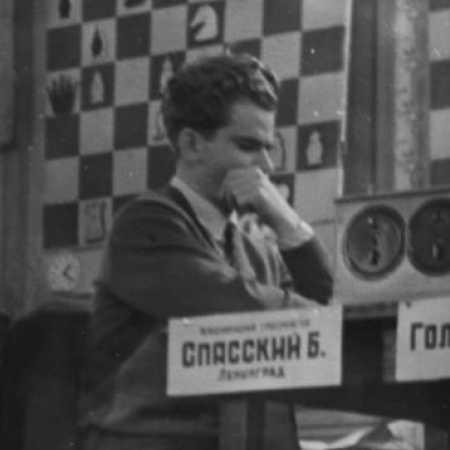 Борис Спасский, вторая половина 50-х